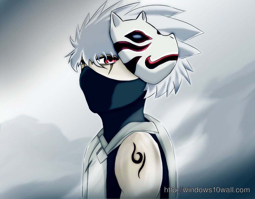 Naruto Anbu Kakashi Wallpaper Windows 10 Wallpapers