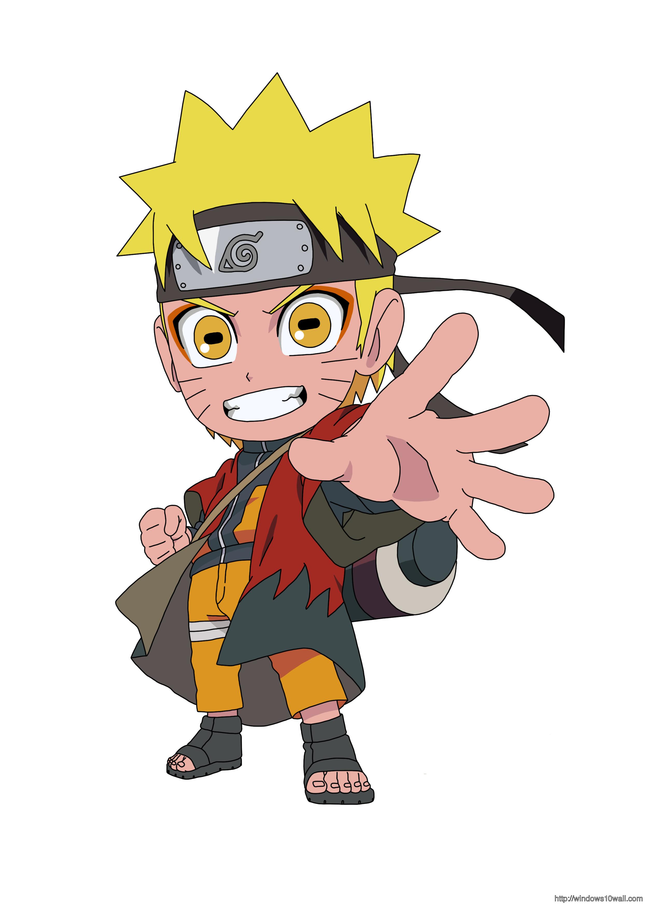 Naruto Anime Chibi