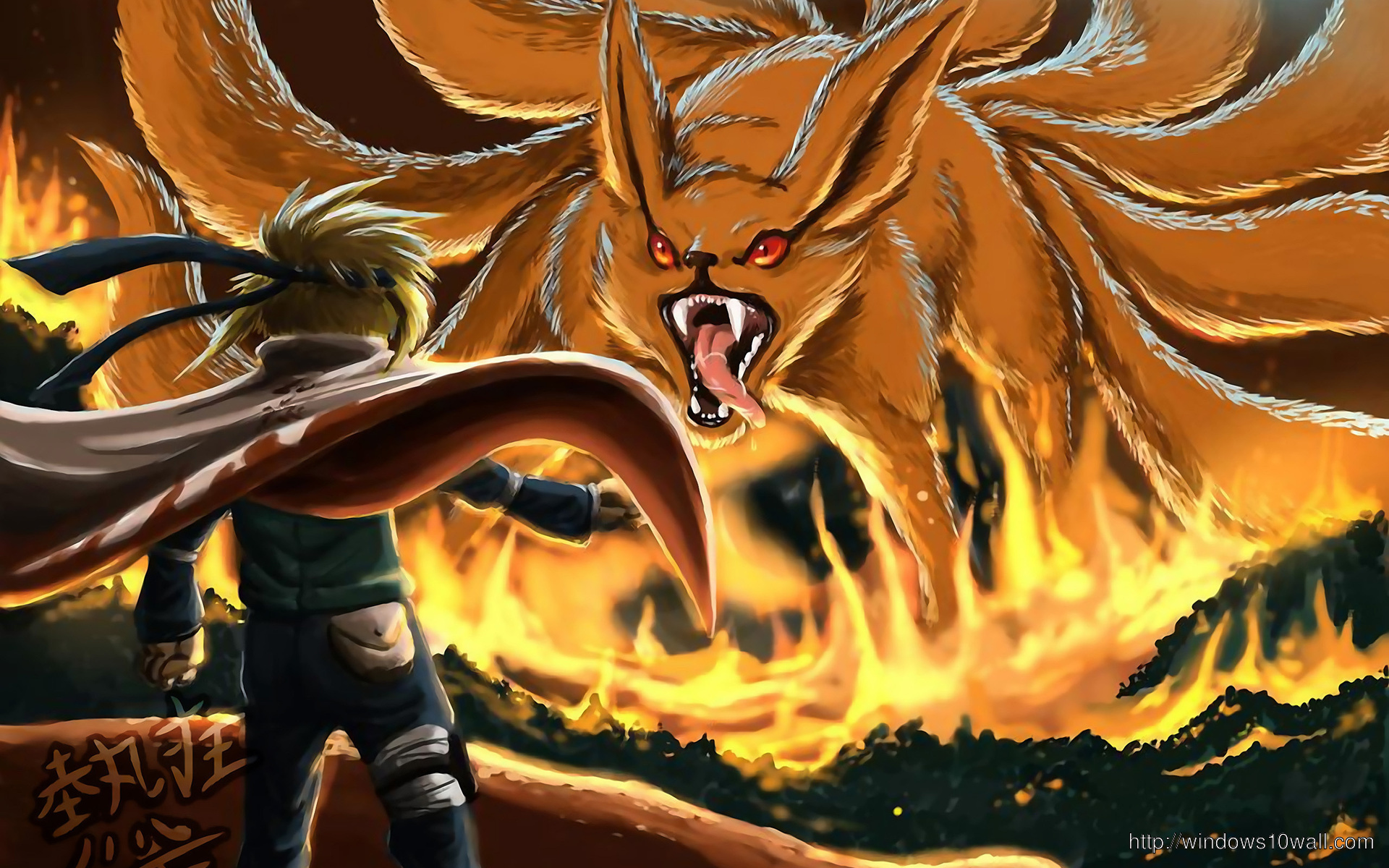 Best Wallpaper Naruto Windows 10 - naruto-background-art  Picture.jpg