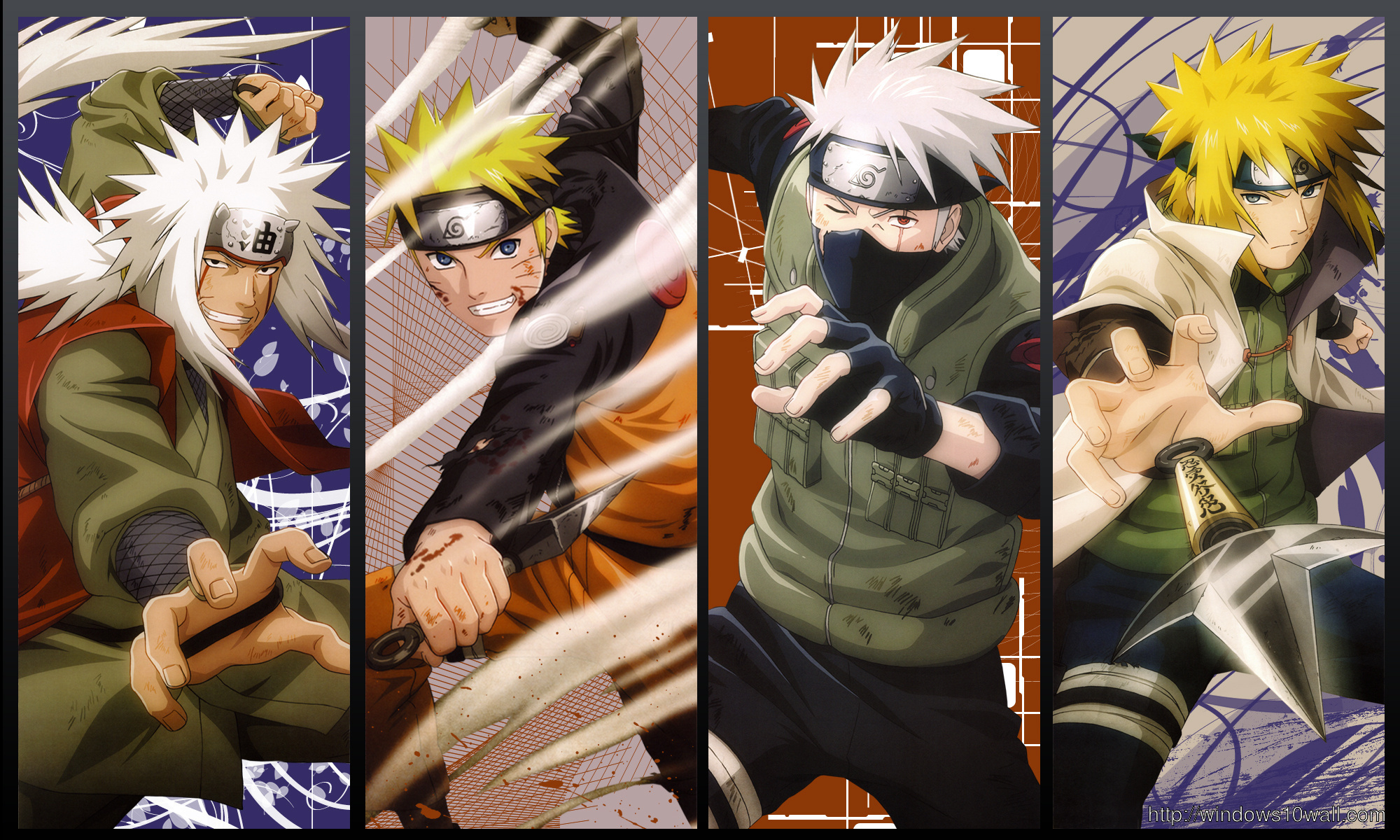 Most Inspiring Wallpaper Naruto Windows 10 - naruto-jiraiya-kakashi  Best Photo Reference.jpg