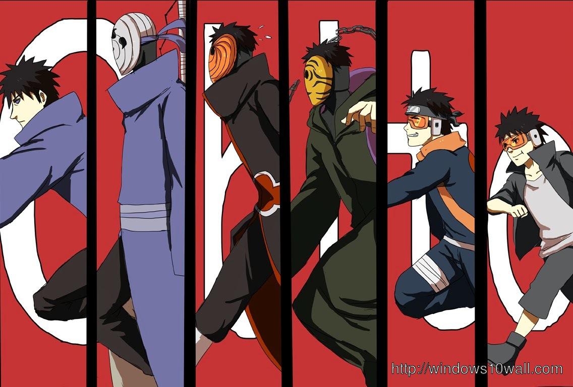 Naruto Obito Tobi