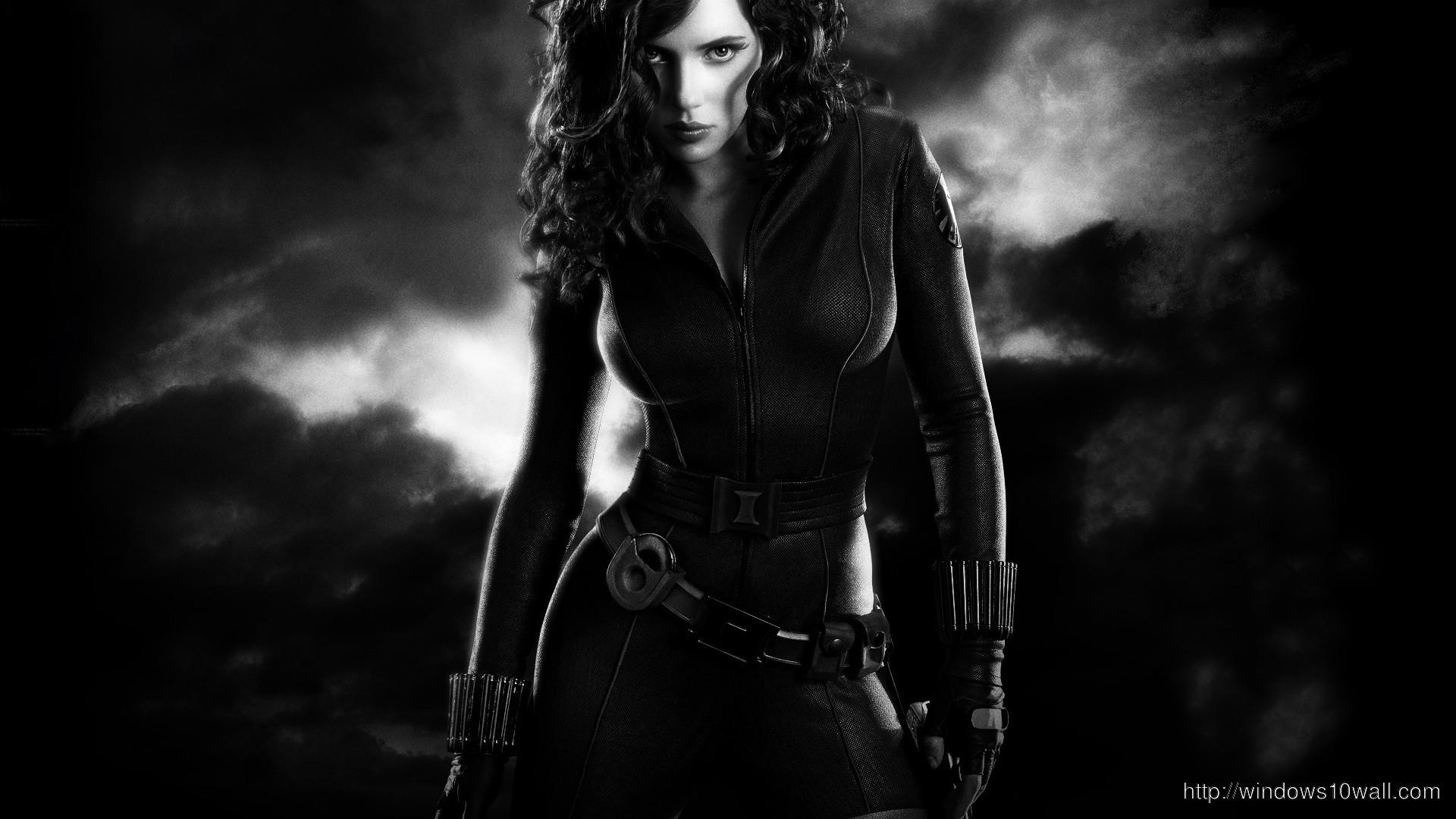 Natasha Romanoff Avengers Wallpaper Windows 10 Wallpapers