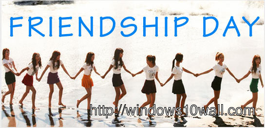 New Wallpaper Friendship Day 2014