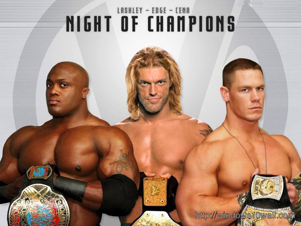 Night Of Champions Wallpaper