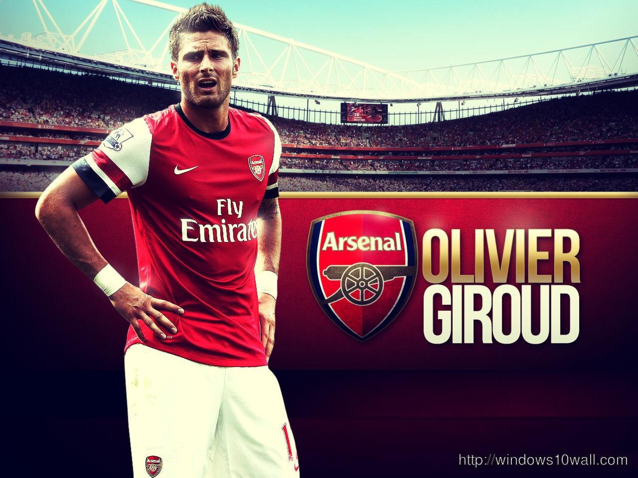 Oliver Giroud Arsenal