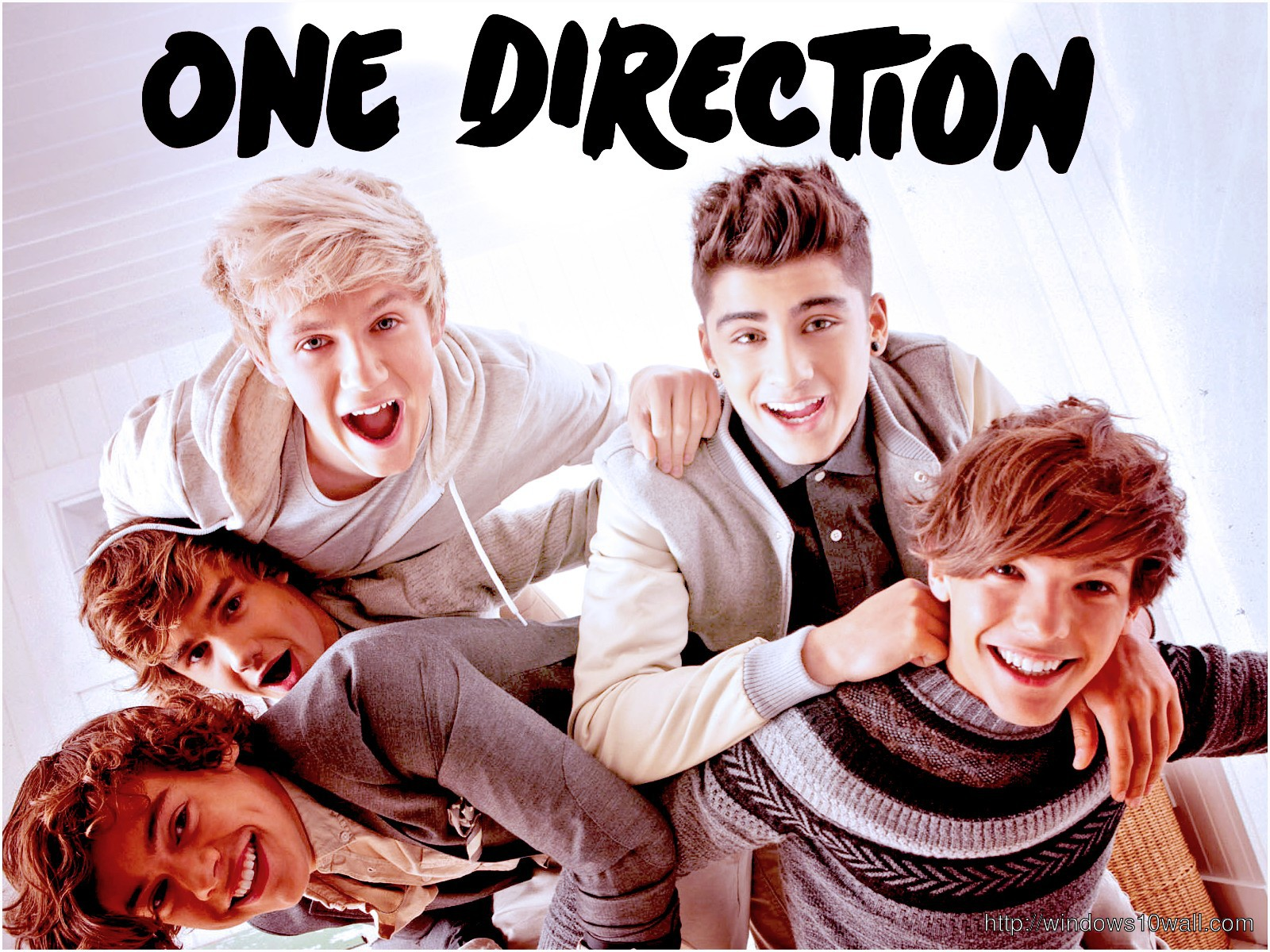 One Direction Wallpaper Computer Windows 10 Wallpapers