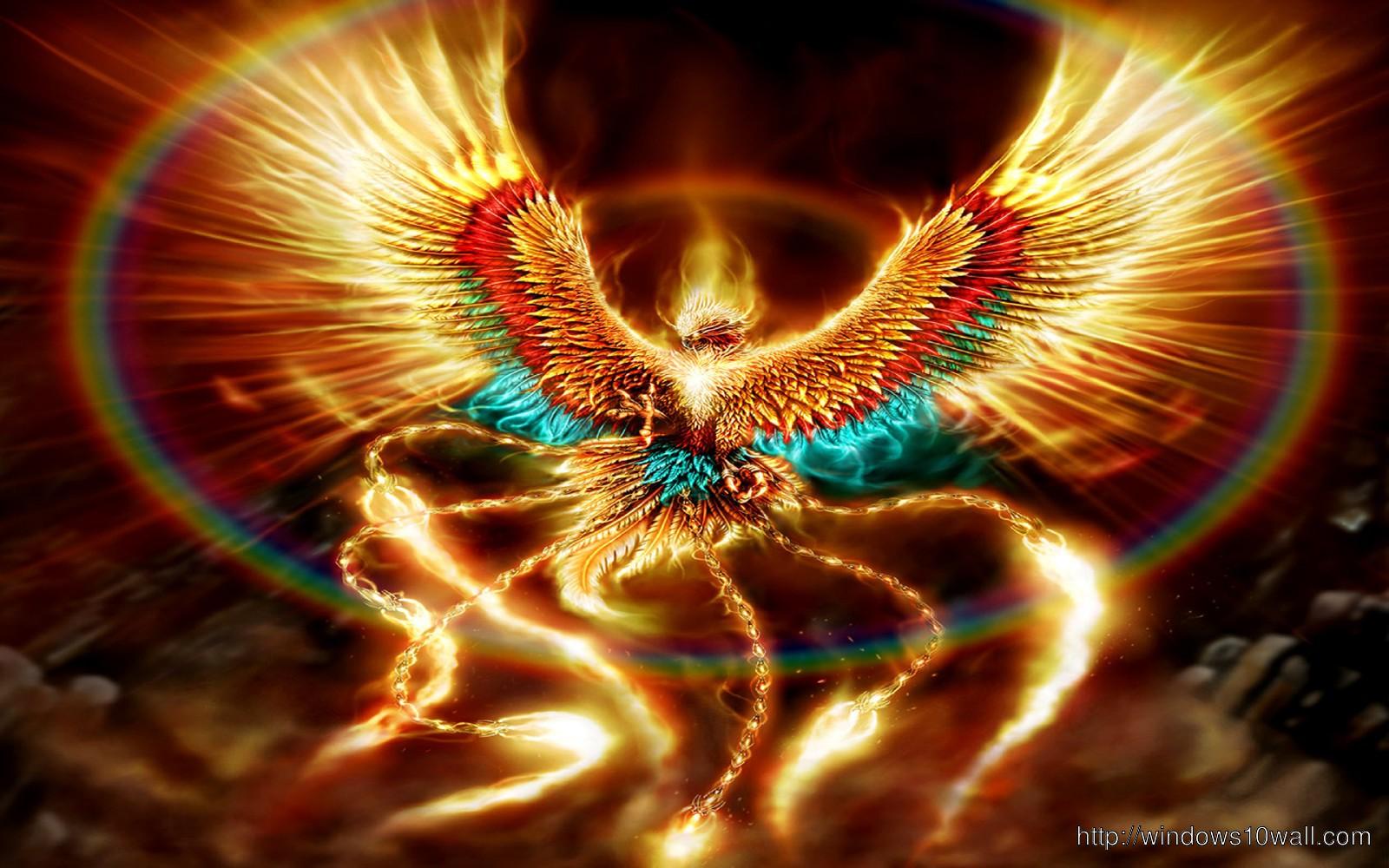 phoenix windows 10 wallpapers