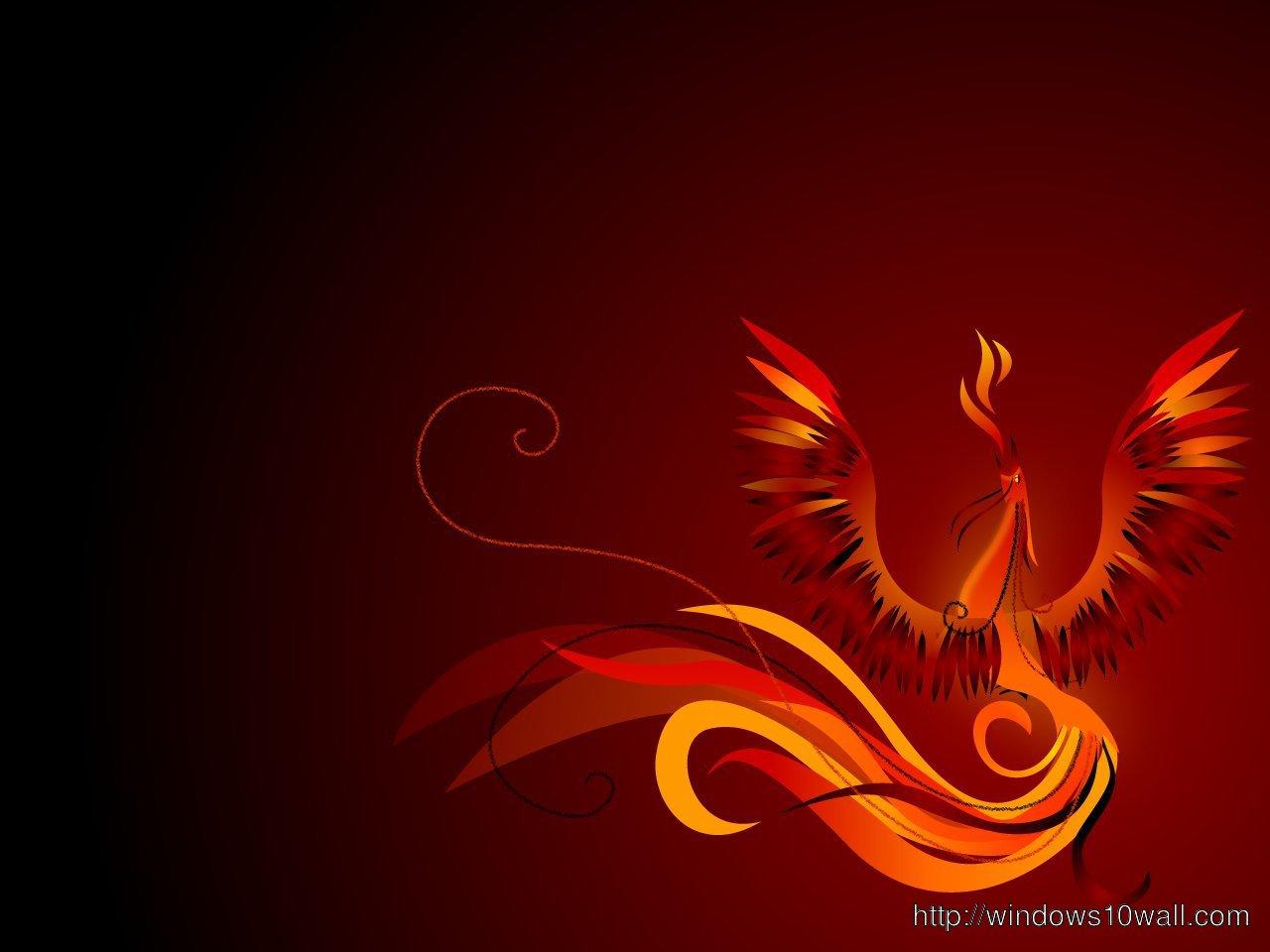 Phoenix Nice Wallpaper