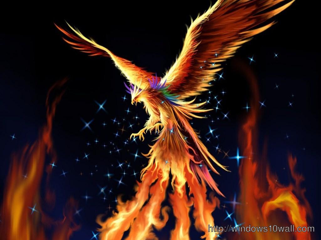 Phoenix Wallpaper Pc