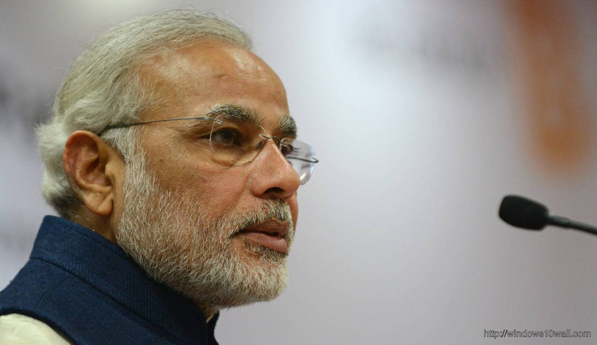 Prime Minister Narendra Modi India HD Wallpaper