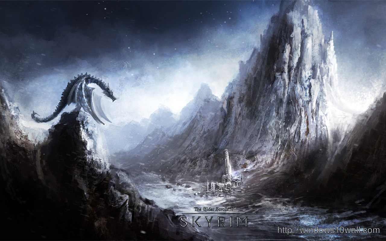 Skyrim Wallpaper Hd Wallpapers