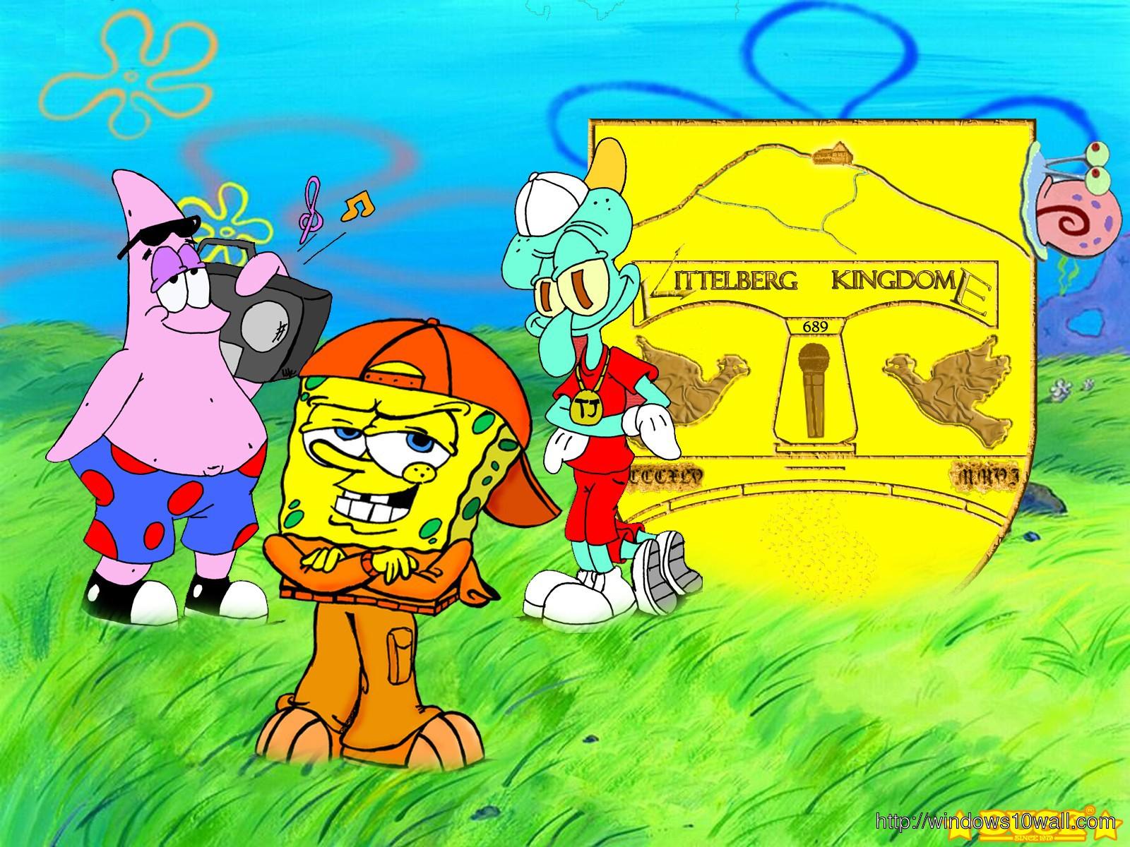spongebob-wallpaper-hd