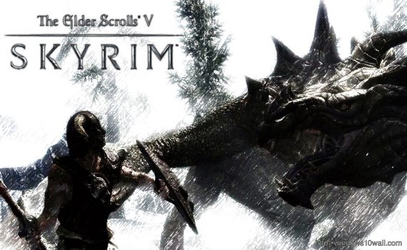 Top Skyrim Wallpaper