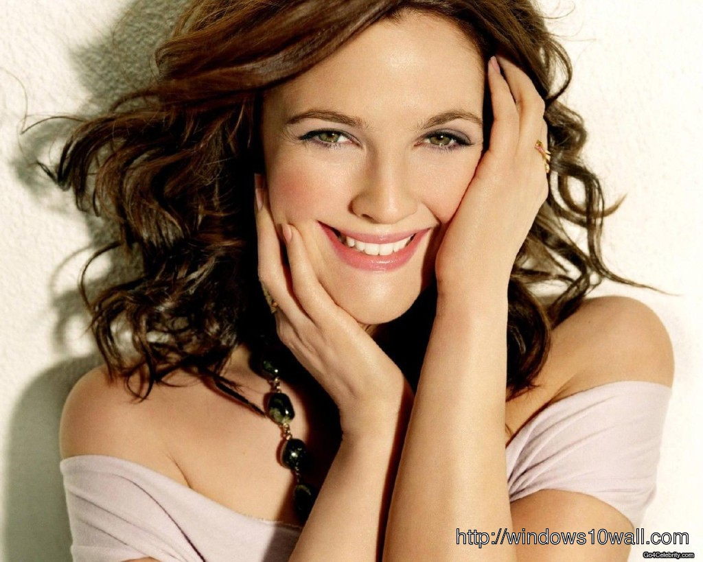 we all love drew barrymore awesome wallpaper