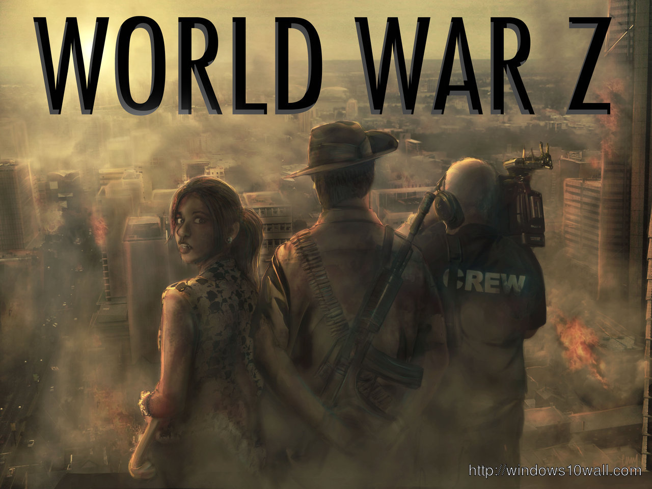 World war z poster hd : Video de one piece pirate warriors 2