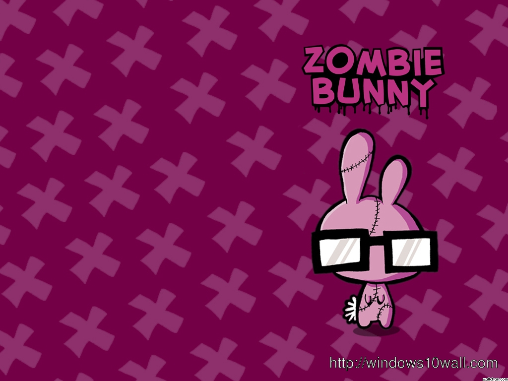 zombie-bunny-background-wallpaper
