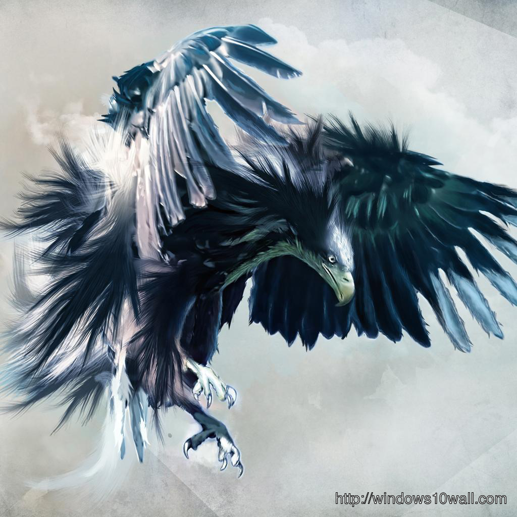 Abstract Eagle ipad Background Wallpaper