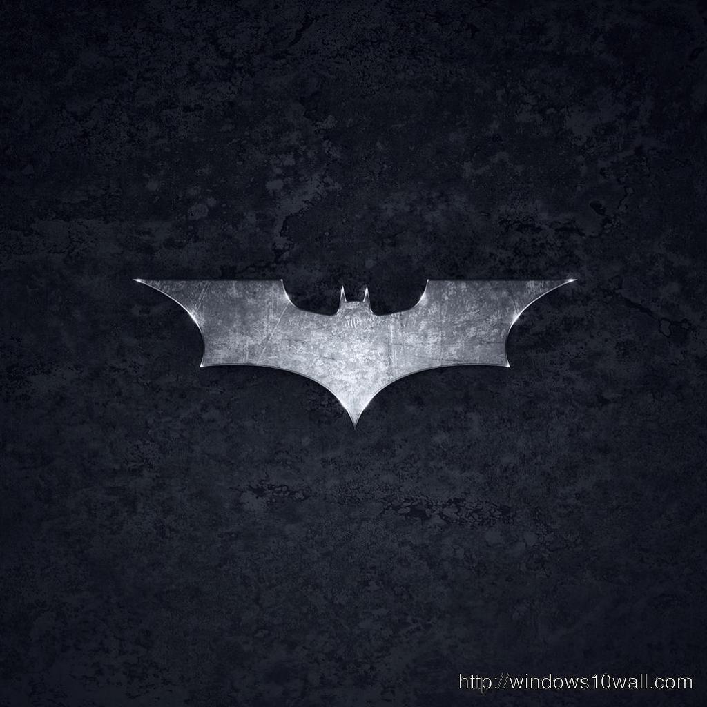 Batman logo ipad Background Wallpaper