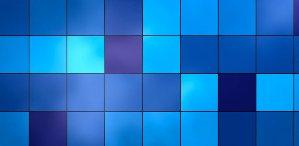 Blue pattern iPad Background Wallpaper
