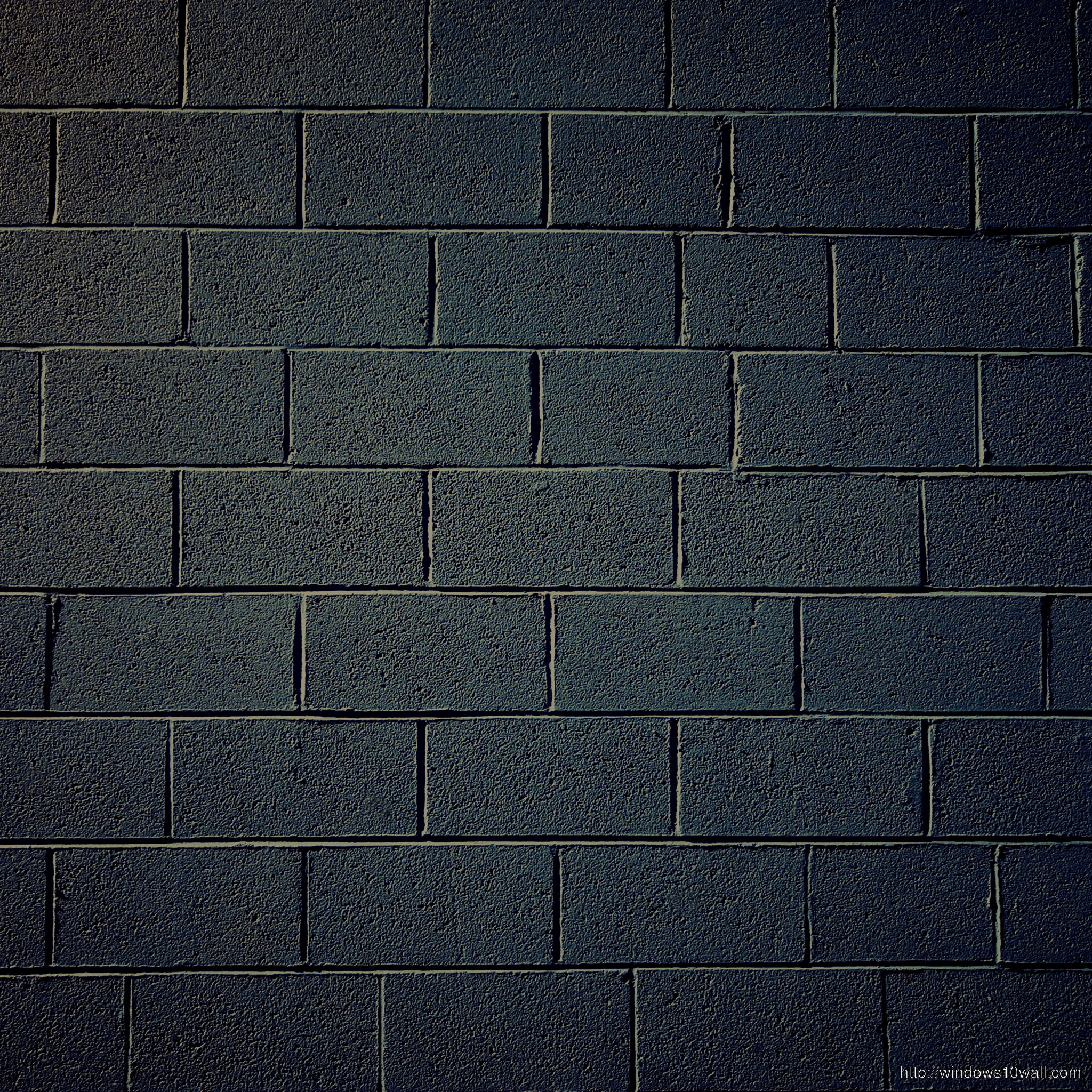 bricks iPad background wallpaper