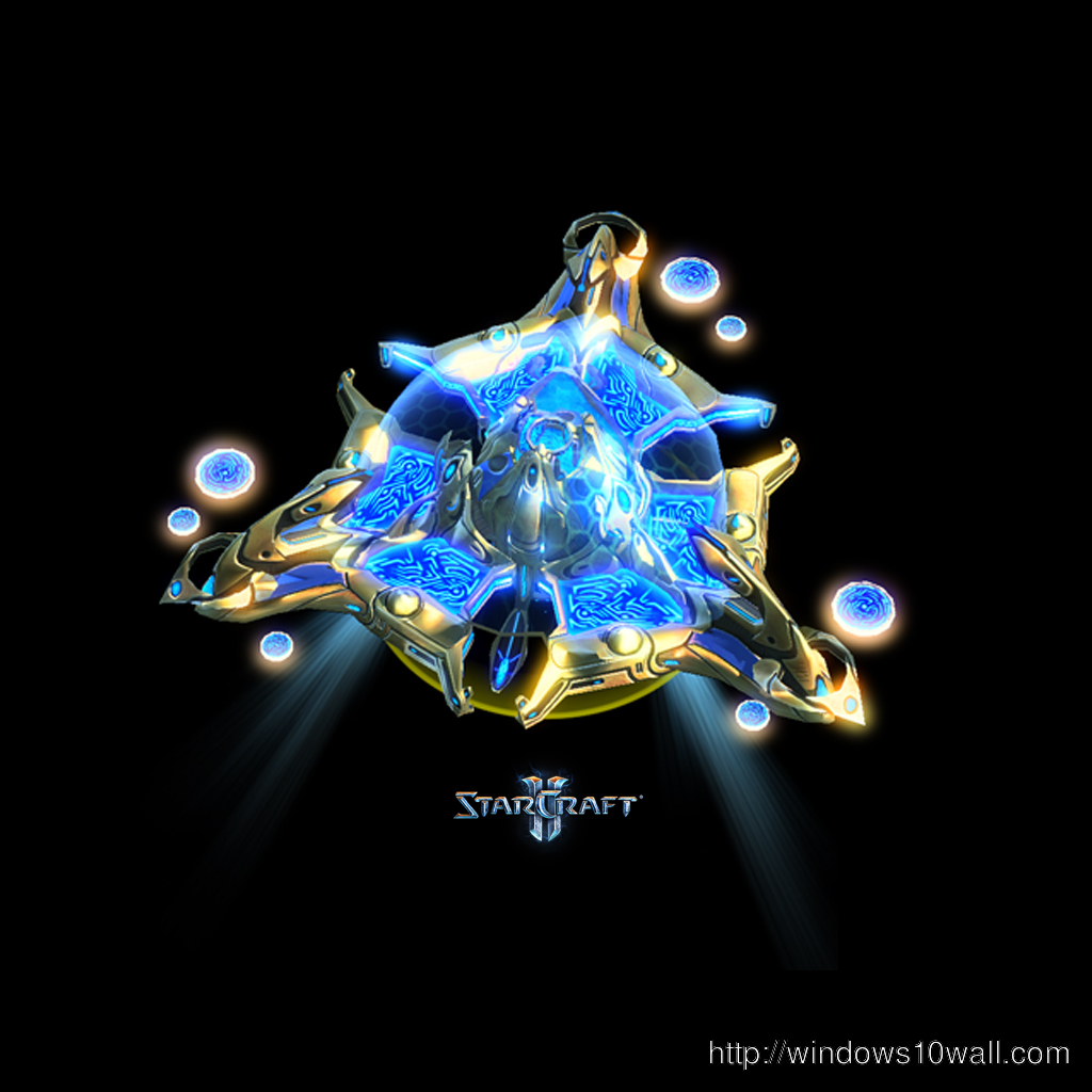 starcraft 2 iPad Background Wallpaper