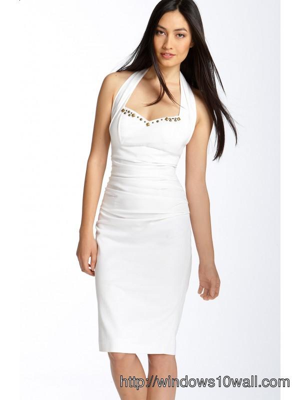 beautiful-short-white-dresses-background-wallpaper