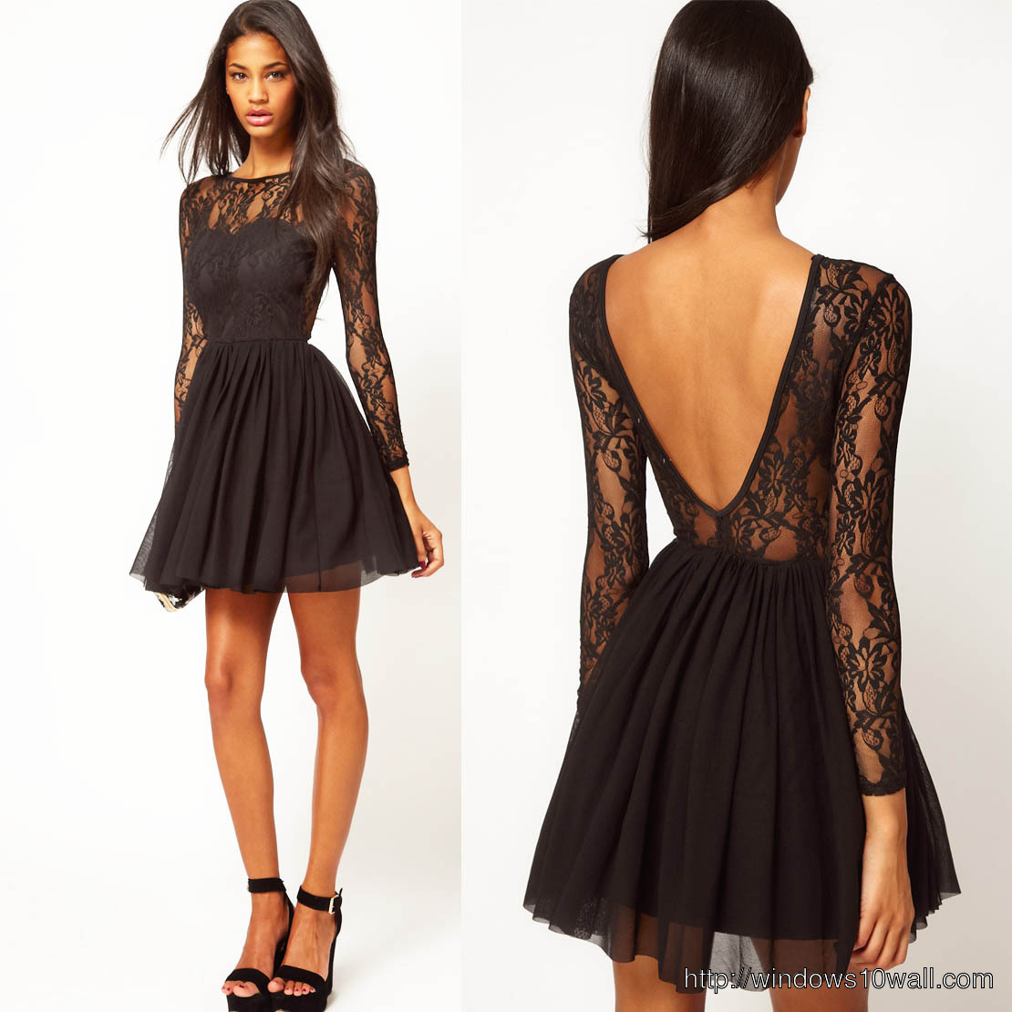 short-prom-dresses-with-sleeves-background-wallpaper
