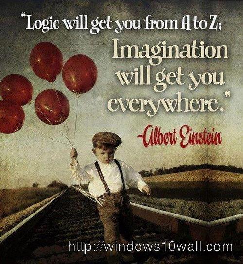 cute-inspirational-quotes-albert-einstein-wallpaper