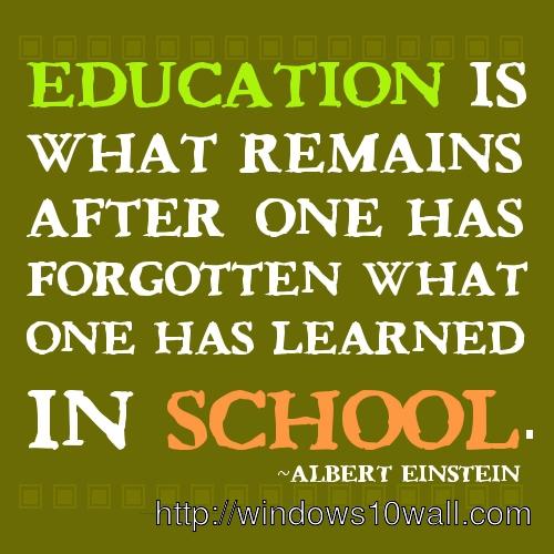 inspirational-education-quotes-albert-einstein-wallpaper