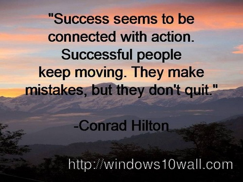 Inspirational Quotes Success Student Wallpaper Windows 10 Wallpapers