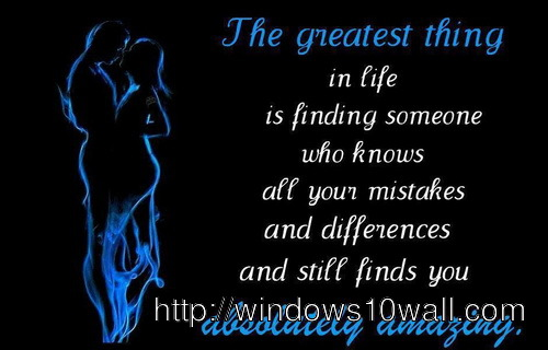 Inspirational Relationship Quotes Picture Wallpaper Windows 10