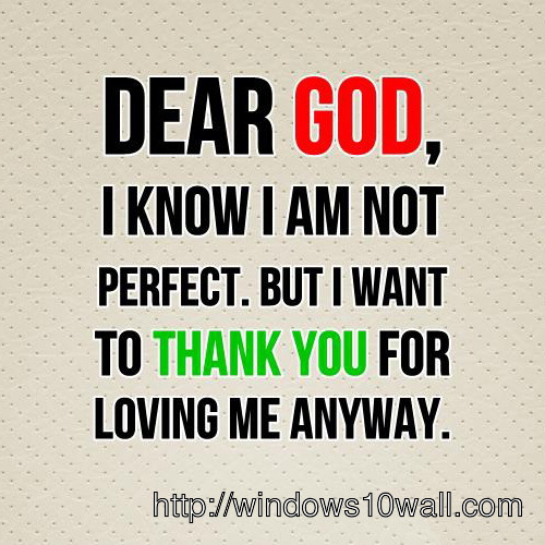 thanks for god inspirational quotes wallpaper
