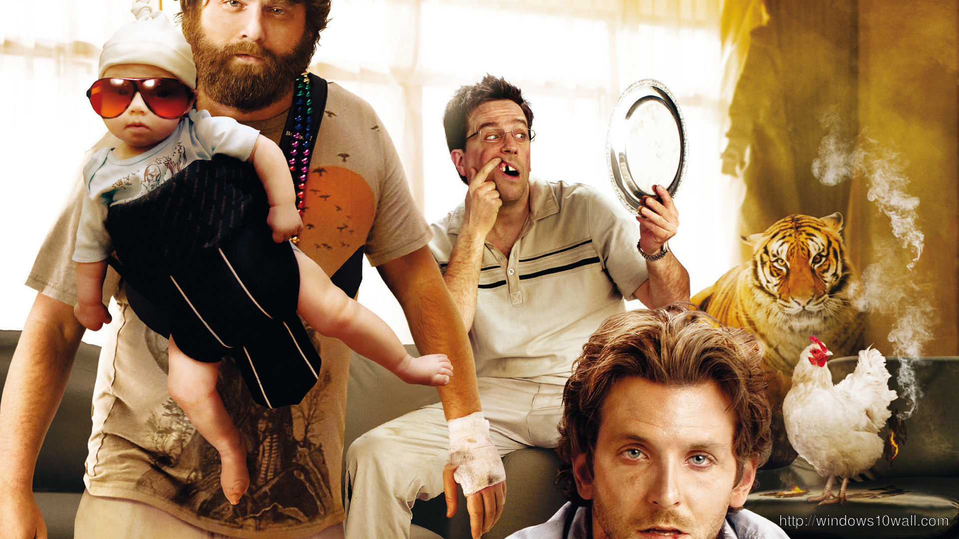 The Wolf Pack The Hangover Ideas Background Wallpaper Windows 10 Wallpapers
