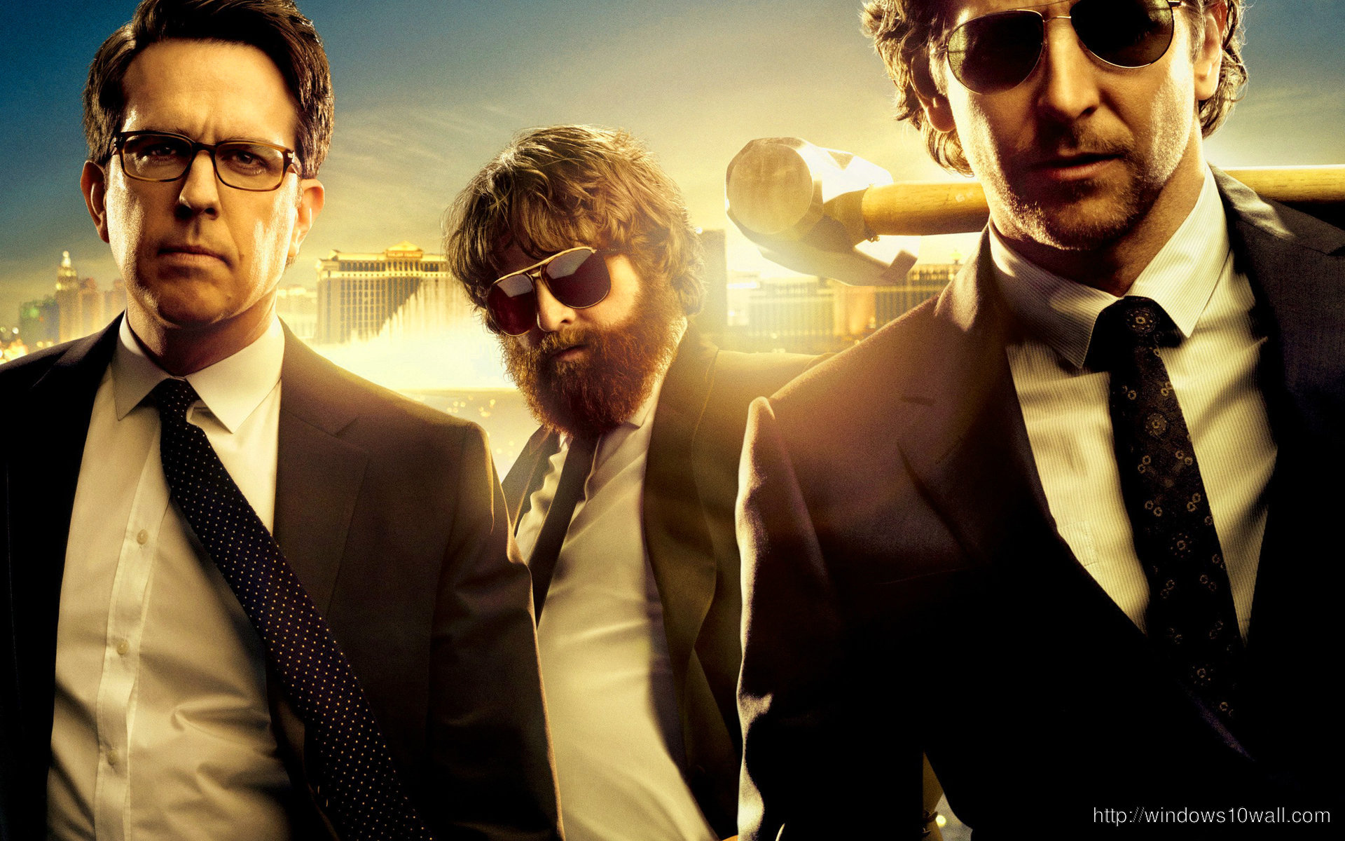 The Wolf Pack Wearing Suits The Hangover Ideas Background Wallpaper Windows 10 Wallpapers