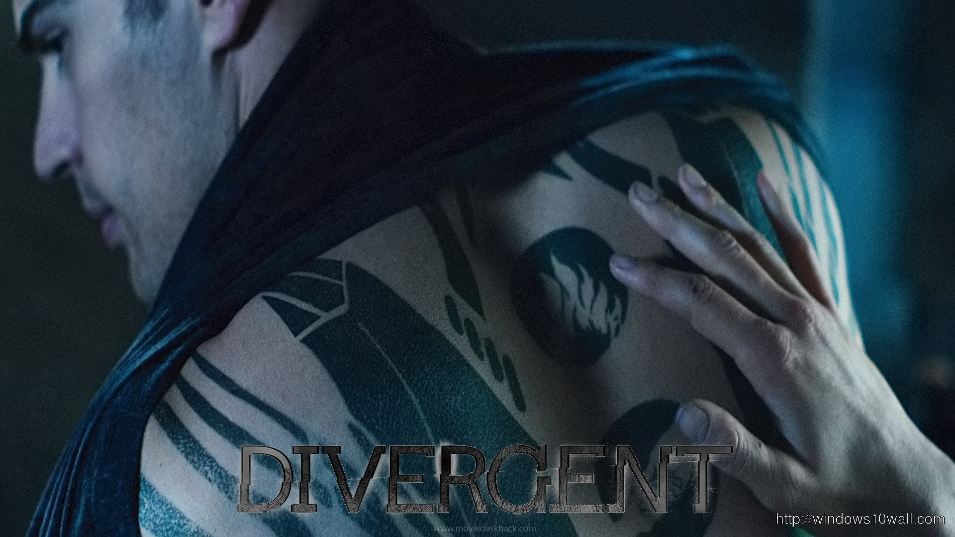 theo-james-as-four--divergent-movie-ideas-background-wallpaper