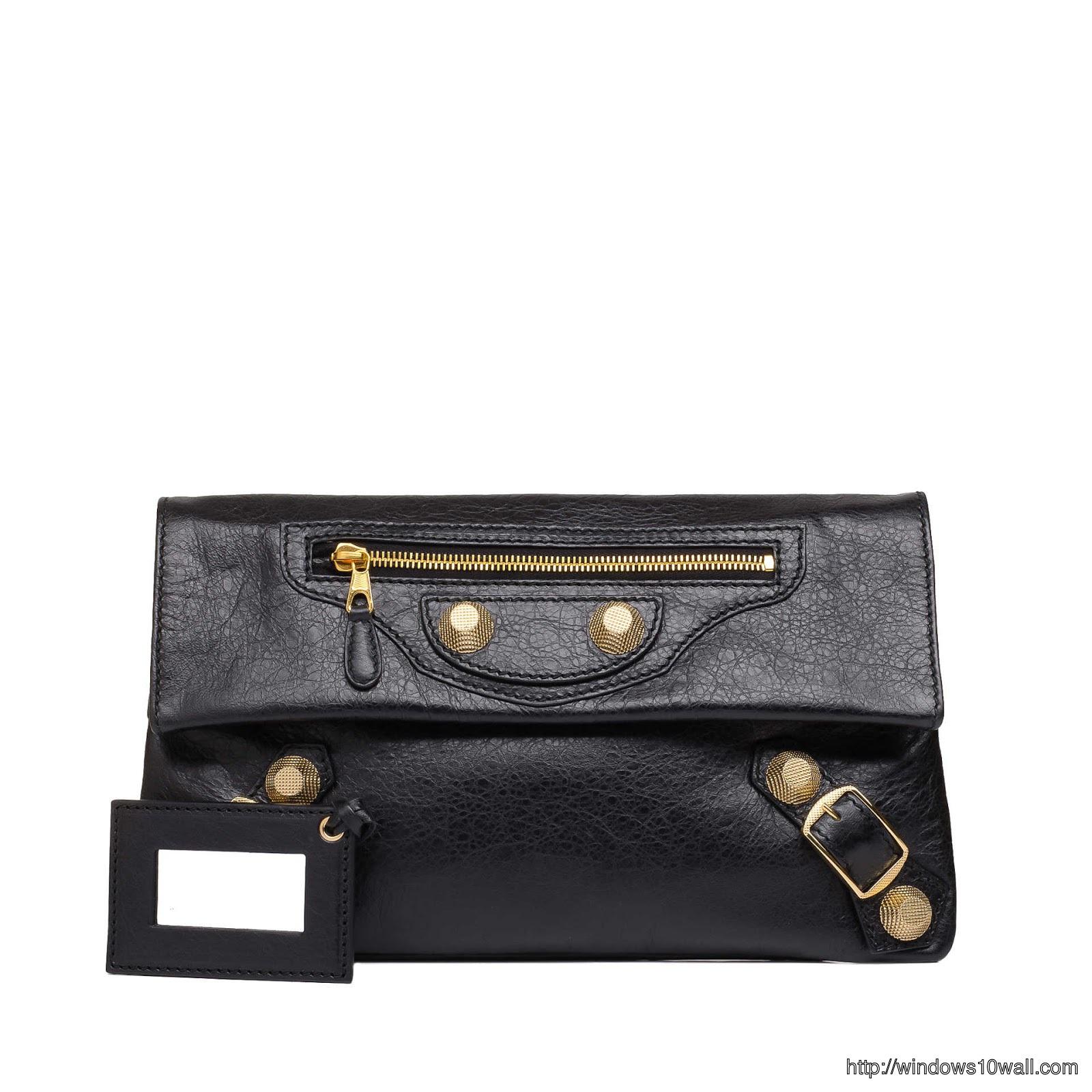 black-balenciaga-envelope-bag-2014-background-wallpaper